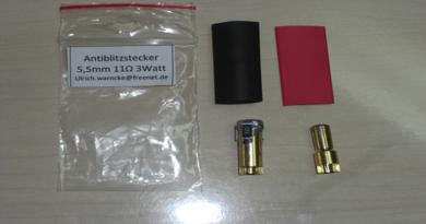 Sinnvoll: Anti-Blitz-Stecker