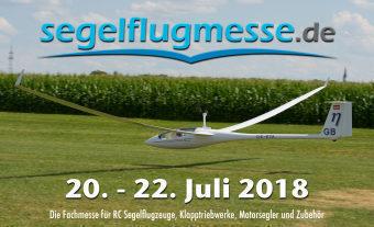 Segelflugmesse Schwabmuenchen 2018