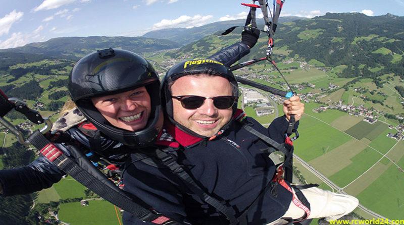 Zillertaler-Flugschule-Paragliding