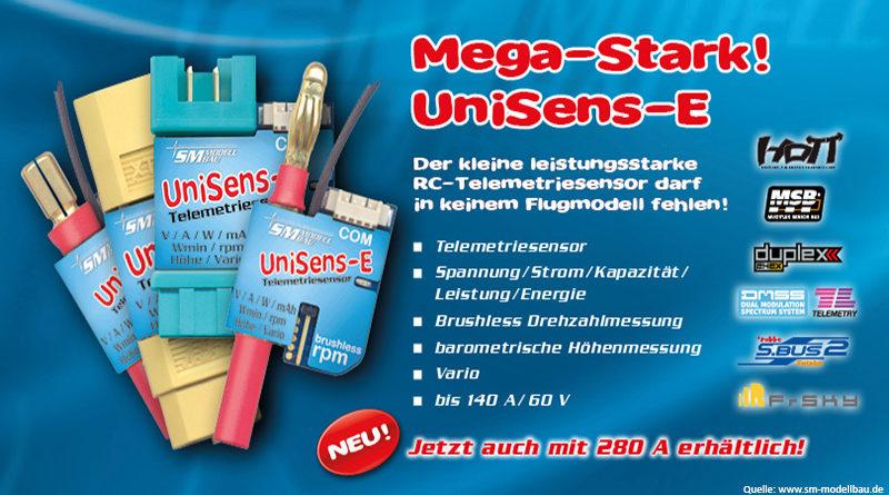Unisens-E-von-SM-Modellbau