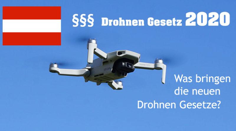 EU-Drohnenverordnung 2020